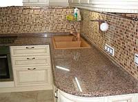 Столешницы кухонные из гранита