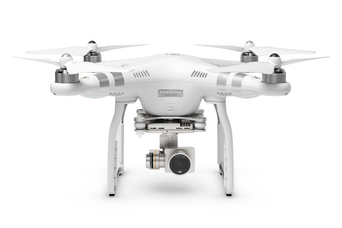 Квадрокоптер DJI Phantom 3 Advanced HD камерой+ подвес