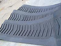 Лента ЗМ-60, четырехслойная, шевронная планка, усиленные борта: 6 слоев