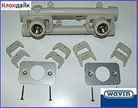 Wavin настенный комплект под гипсокартон 20х1/2 ВР
