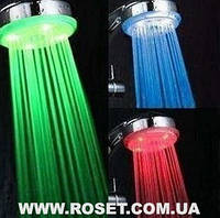 Насадка для душа LED Shower  РОМАНТИКА
