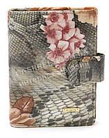 Кожаная стильная прочная визитница H.Verde art. 2107-E45