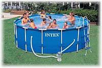 Каркасный бассейн цена Intex 54946