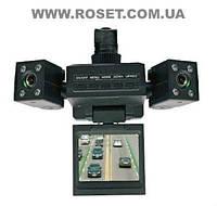 Автомобильный видеорегистратор на 2 камеры Two Camera Car DVR