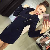 """Женское кашемировое пальто """"Moschino"""""""