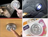 Светодиодный светильники Stick n Click, 3 шт