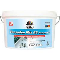 Dufa Fassaden Mix (Дюфа Фассаден микс) В3 (база 3) Фасадная краска для компьютерной колеровки 9 л