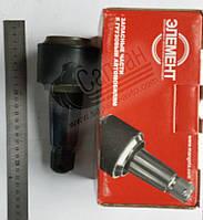 Палец реактивной тяги с сайлентбл. с конусом КРАЗ М33х1,5.