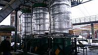 Топливные брикеты 56,76 мм из угля