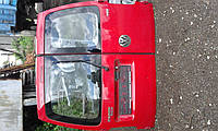Дверь задная распашонка  vw caddy 2004 -14 оригинал б-у