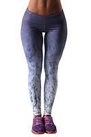 Женские копрессионные лосины SEA EMOTION Berserk Sport серый