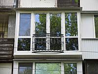 Разновидности французских балконов.