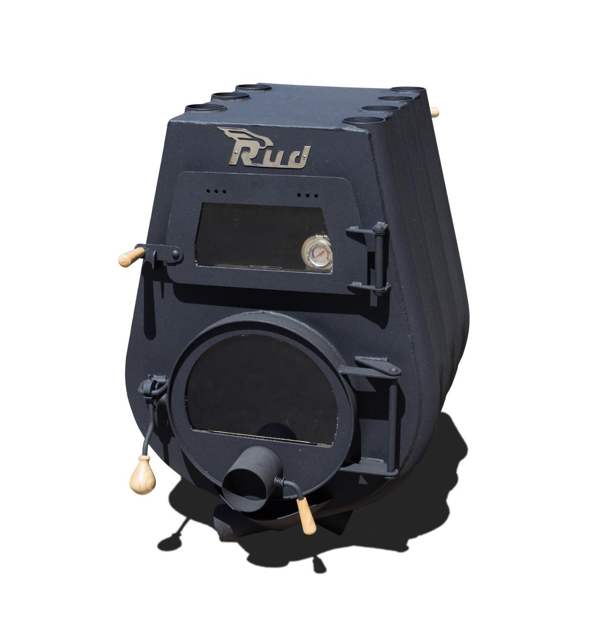 Печь булерьян rud pyrotron кантри с духовкой и варочной поверхностью 10 кВт [тип 01]