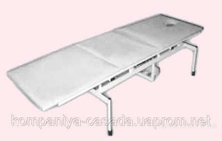 Электрические массажные столы М-3Э (Стол массажный с электроприводом) - Компания Casada в Киеве