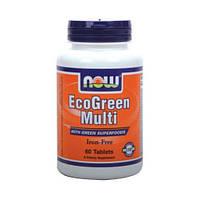 ЭкоГрин Мульти (Eco Green Multi) 60 табл.