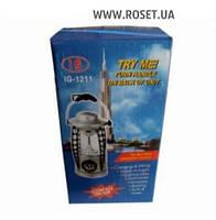Туристический Светодиодный Фонарь-Лампа IG-1211