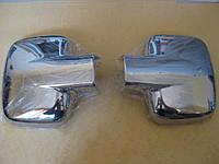 Хром накладки на Mercedes Vito 638 накладки на зеркала Нержавеющая сталь.