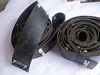 Лента транспортерная ЖВП-4,9 с дубовой планкой или полиамидными скребками
