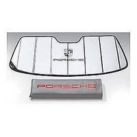 Porsche Boxster 986 1999-04 защита от солнца на лобовое стекло новая оригинал