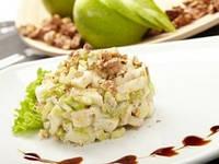 Яблочный салат для хорошего настроения… и веса!