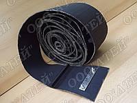 Лента жатки 10 м.п. трехслойная с привулканизированными резиновыми скребками