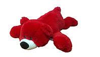Плюшевый Мишка Умка 45 см красный