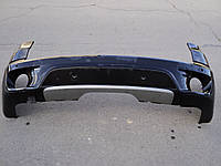 Бампер задний комплектный BMW X5 E70 рестайл