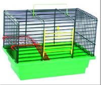 МЫШКА клетка для грызунов цинк 280х180х170