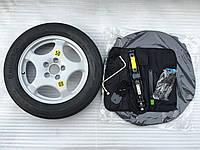 Система аварийного колеса докатка BMW F32 F10 F12