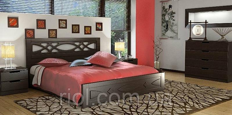 Кровать односпальная Лиана Неман