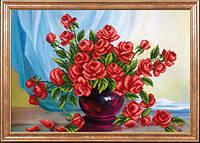 Алые розы МК КС-070