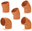 Колено(отвод ) для наружной канализации