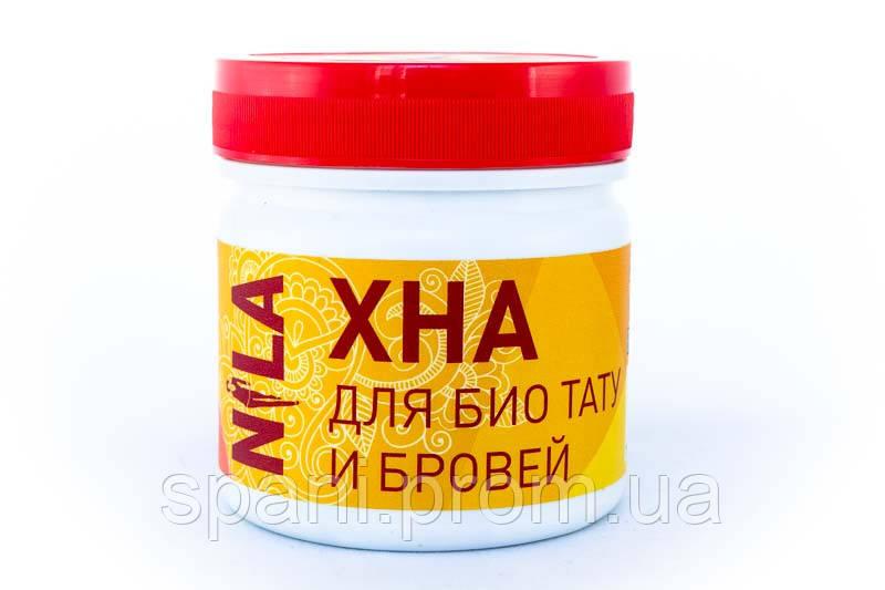 Nila Хна для бровей и биотату красная, 100 г.