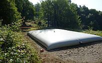 Резервуар для сточных вод Гидробак 150 м.куб.
