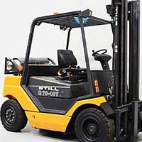 Вилочный погрузчик б/у STILL R 70-40 T, 4 тонны, газ, идеальное состояние. наработка 3395 м/ч.