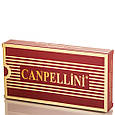 Жіночий синій шкіряний гаманець CANPELLINI SHI346-6FL, фото 8