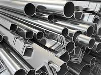 Алюминиевый трубы, уголок профиль, швеллер, алюминий