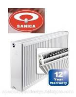 Стальной радиатор отопления SANICA тип33 500Х400 (1044Вт)