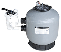 Фильтр для механической очистки воды в частных плавательных и SPA бассейнах EMAUX S450