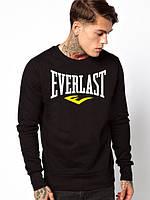 Свитшот мужской Everlast черный Еверласт