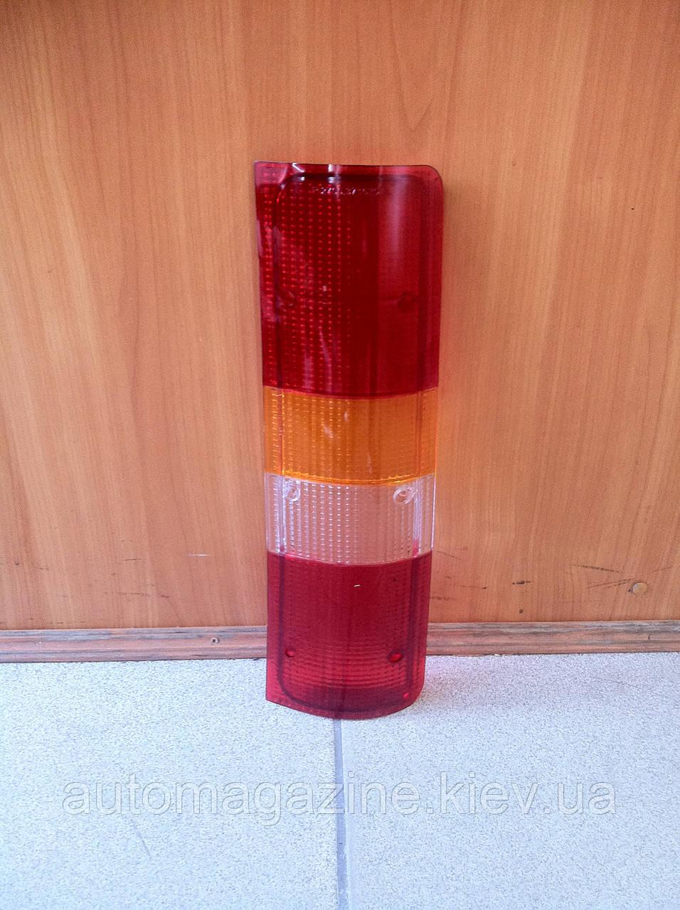 Скло ліхтаря Газель (суцільнометалевий кузов)