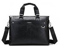 Мужская сумка-портфель под А4 Сумка для документов, для работы, учебы КС98, фото 1