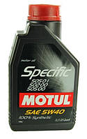 Масло моторное Motul Specific VW 505.01-502.00-505.00 5W-40 1л