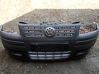 Бампер передний Volkswagen Caddy 2004 -10 б-у