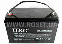 Аккумулятор на гелевой основе - UKC BATTERY GEL 12V 100Ah