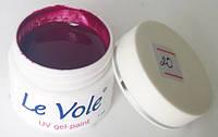 Гель-краска Le Vole CGP 020 бордо