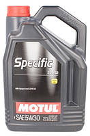 Масло моторное Motul Specific MB 229.52 5W-30 5л
