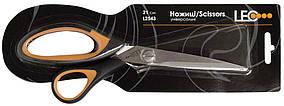 Ножницы 21 см с рез. ручками L2543