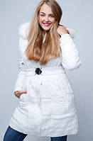 Куртка зимняя женская 23214, от 50- 56 размеры, фото 1