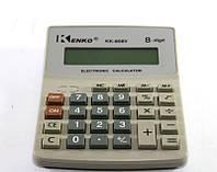 Настольный калькулятор Kenko KK-808V, калькулятор 8 разрядный, электронный калькулятор